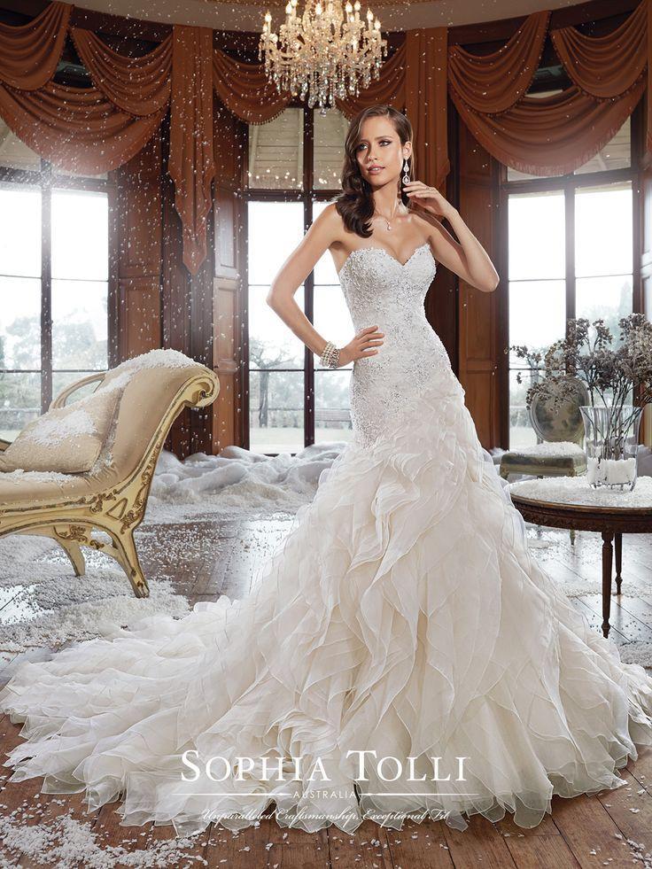 زفاف - Y21511 - Cameron - Sophia Tolli