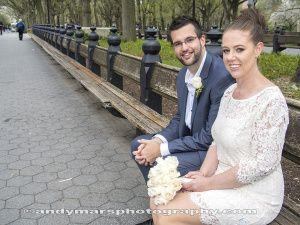 زفاف - Lisa And Jason's Central Park Elopement
