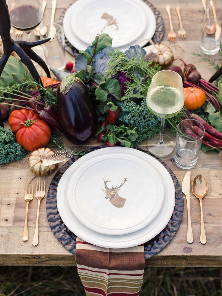 Wedding - Enviable Fall Centerpieces