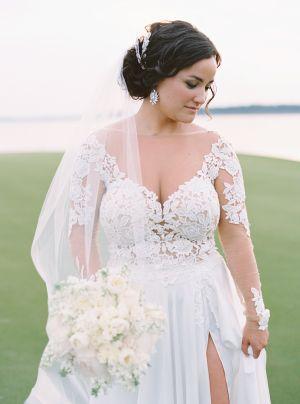 Wedding - Elegant Gold And Blush Southern Wedding