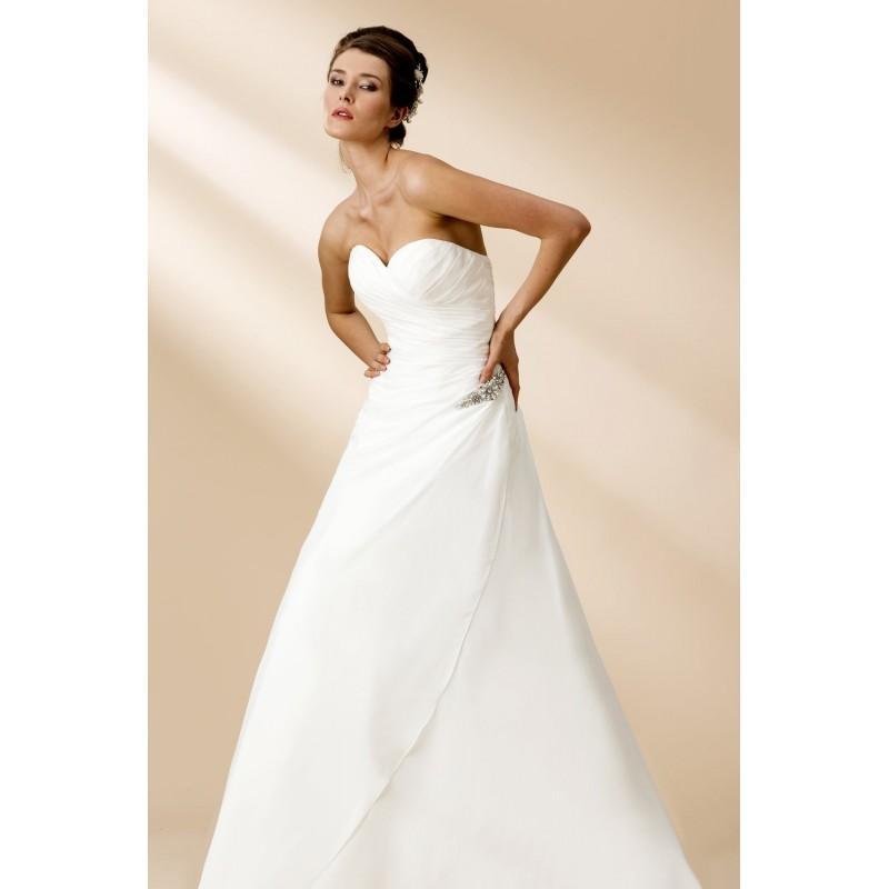 Düğün - True Bride True Bride Style W106 -  Designer Wedding Dresses