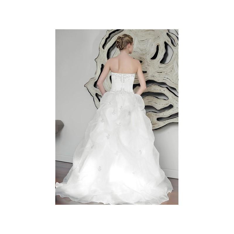 Wedding - Vestido de novia de Peter Ziegler Modelo Laurine - 2014 Princesa Palabra de honor Vestido - Tienda nupcial con estilo del cordón