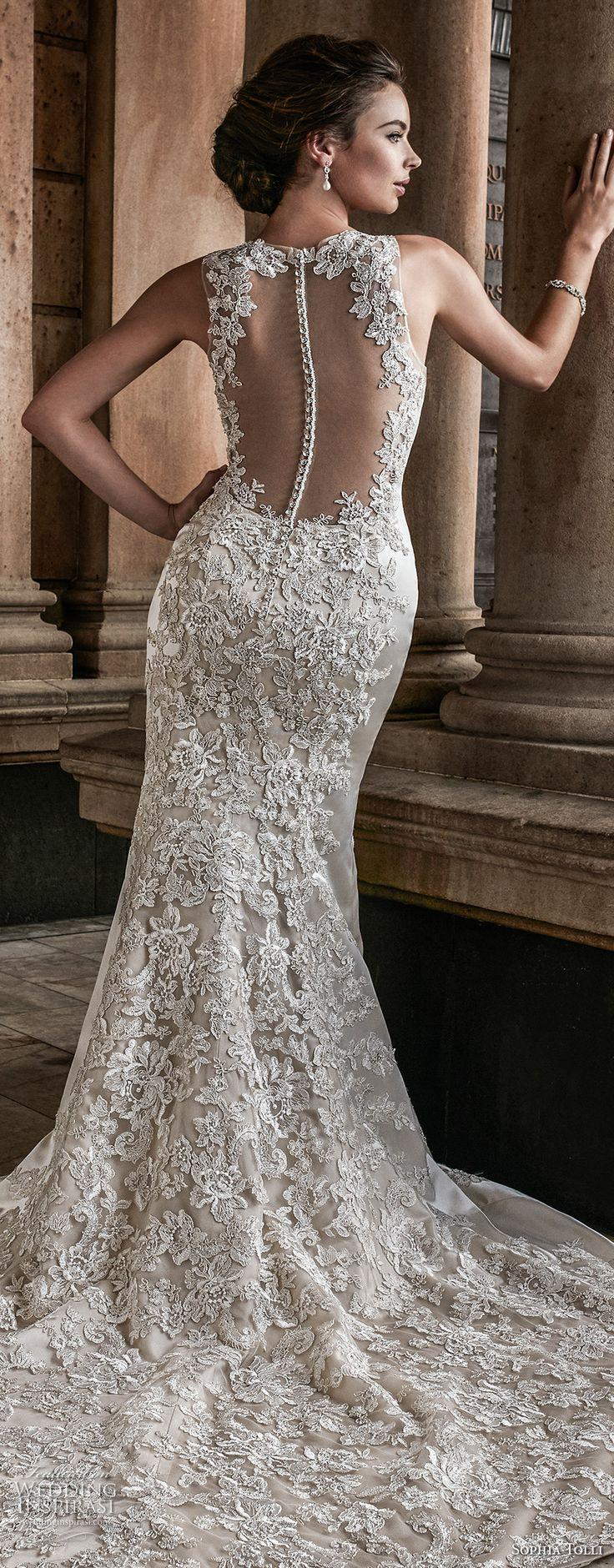 Wedding - Sophia Tolli Fall 2017 Wedding Dresses