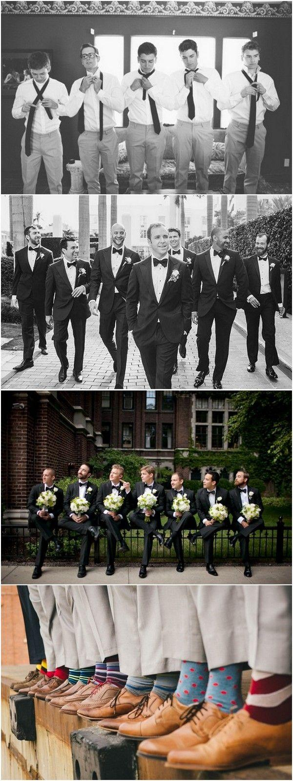 Wedding - 18 Awesome Wedding Photos With Groomsmen That You Can't Miss - Page 3 Of 3