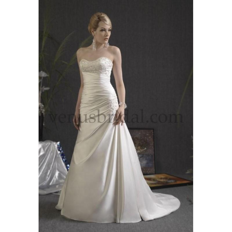 Boda - Venus Angel & Tradition Wedding Dresses - Style AT4473 - Formal Day Dresses