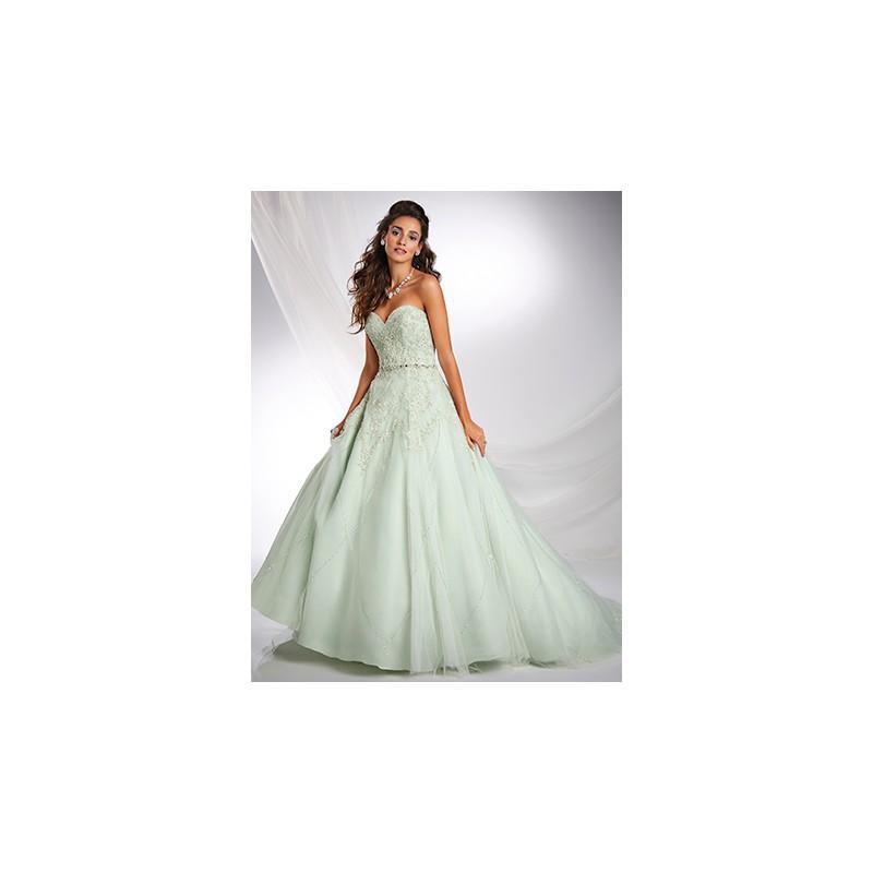 Wedding - Alfred Angelo Disney Fairy Tale 246 Tiana - Stunning Cheap Wedding Dresses
