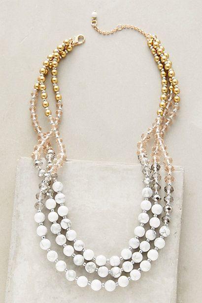 Свадьба - Venice Layer Necklace