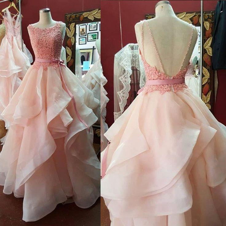 زفاف - Prom Dresses,Princess Prom Dress,Ba