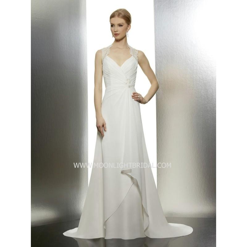 Wedding - Moonlight - Style T602 - Junoesque Wedding Dresses