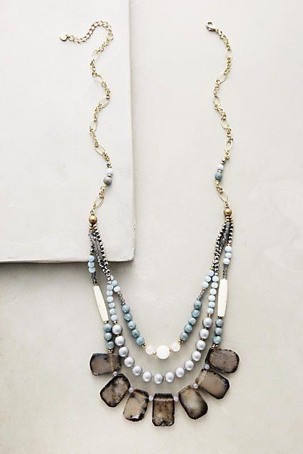 Свадьба - Panacea Layered Necklace