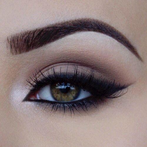 Свадьба - Smudged Eyeliner