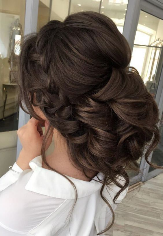 Hair curly updo wedding hairstyle 2757698 weddbook curly updo wedding hairstyle junglespirit Images