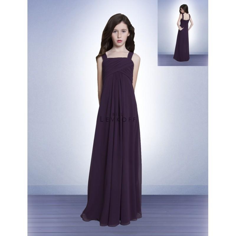 زفاف - Bill Levkoff Junior Bridesmaid Dresses - Style 67502 - Formal Day Dresses