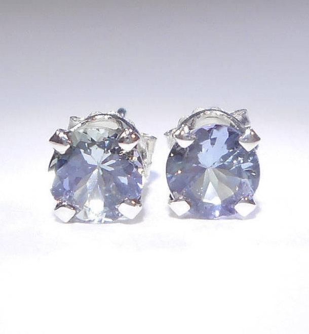 Hochzeit - Tanzanite Earrings