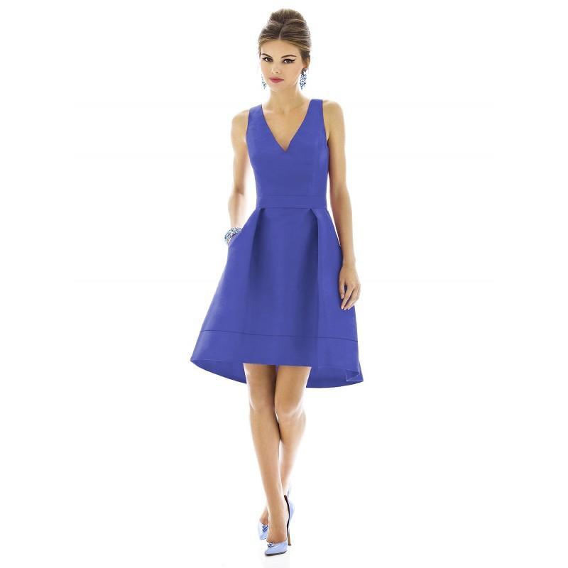 Mariage - Dessy - Alfred Sung Style D588 -  Designer Wedding Dresses