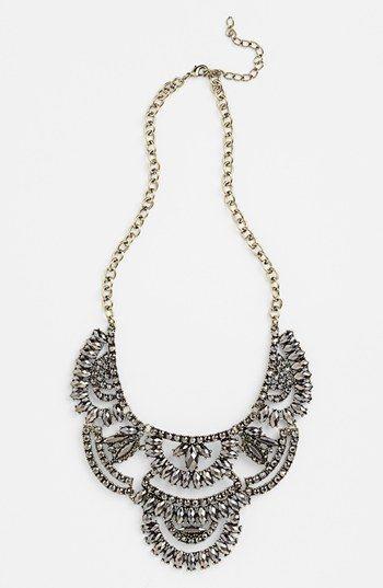Свадьба - Tildon Stone Necklace