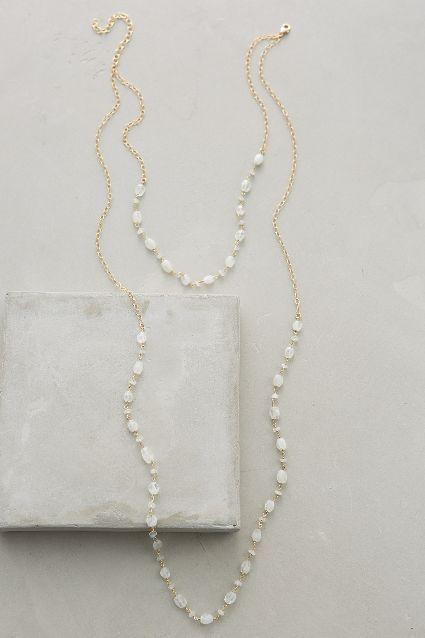 Свадьба - Layering Necklace