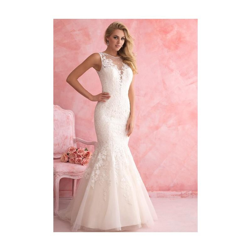 Allure Romance 2807 Stunning Cheap Wedding Dresses 2758782