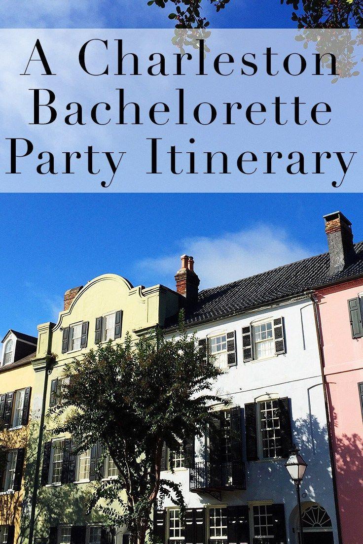 Hochzeit - A Charleston Bachelorette Party: Beach Weekend