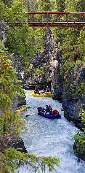 Boda - Rafting