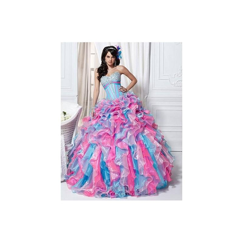 Wedding - Quinceanera Collection Dress 26706 - Brand Prom Dresses