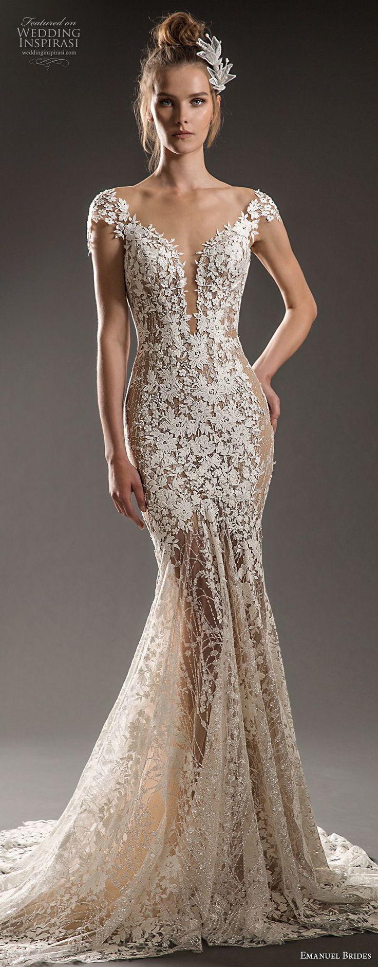 Hochzeit - Emanuel Brides 2018 Wedding Dresses