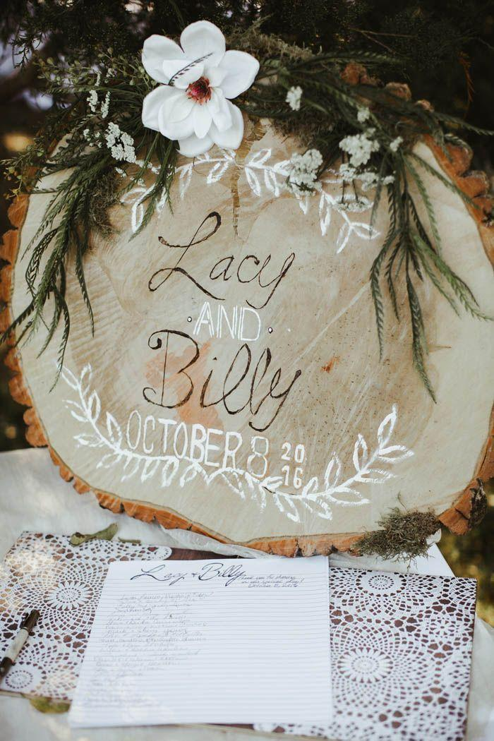 Wedding - Absolutely Enchanting Southern DIY Wedding At Aurora Acres