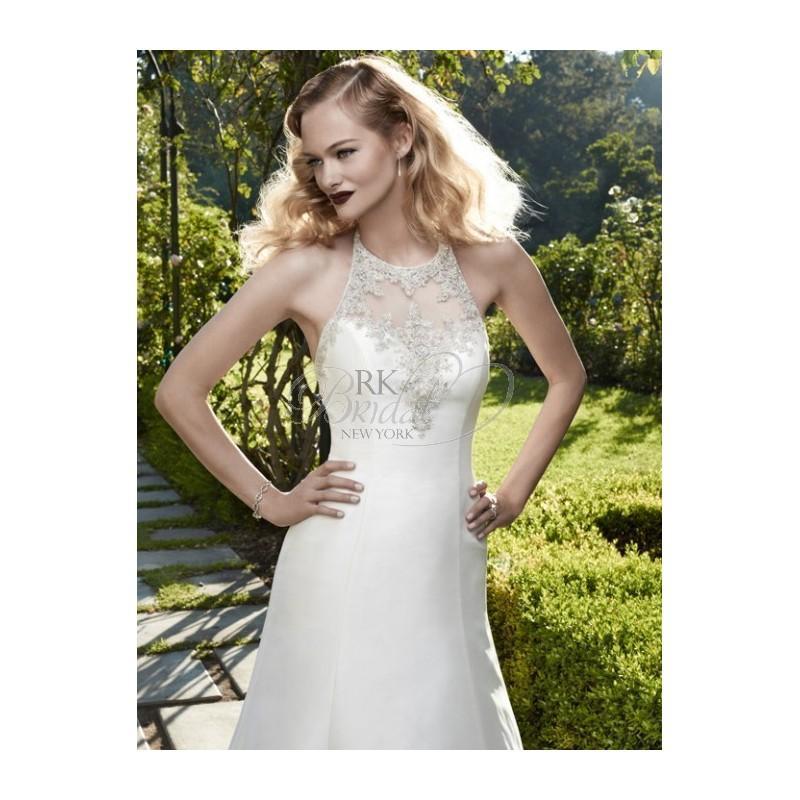 Hochzeit - Casablanca Bridal Spring 2012 - Style- 2065 - Elegant Wedding Dresses