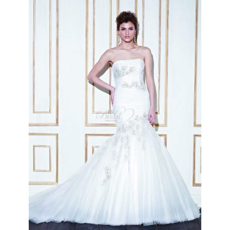 Wedding - Blue by Enzoani Bridal Spring 2014 - Glynco - Elegant Wedding Dresses