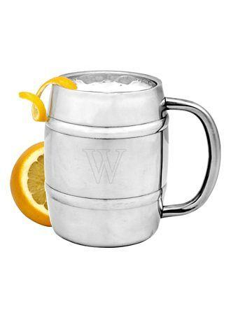 Свадьба - Personalized Double-Wall Insulated Keg Mug Style 2910