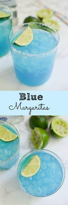 Свадьба - Blue Margaritas