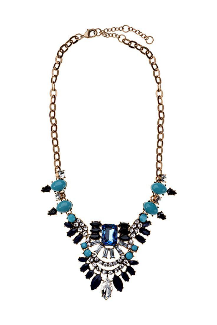 Mariage - Addison Statement Necklace
