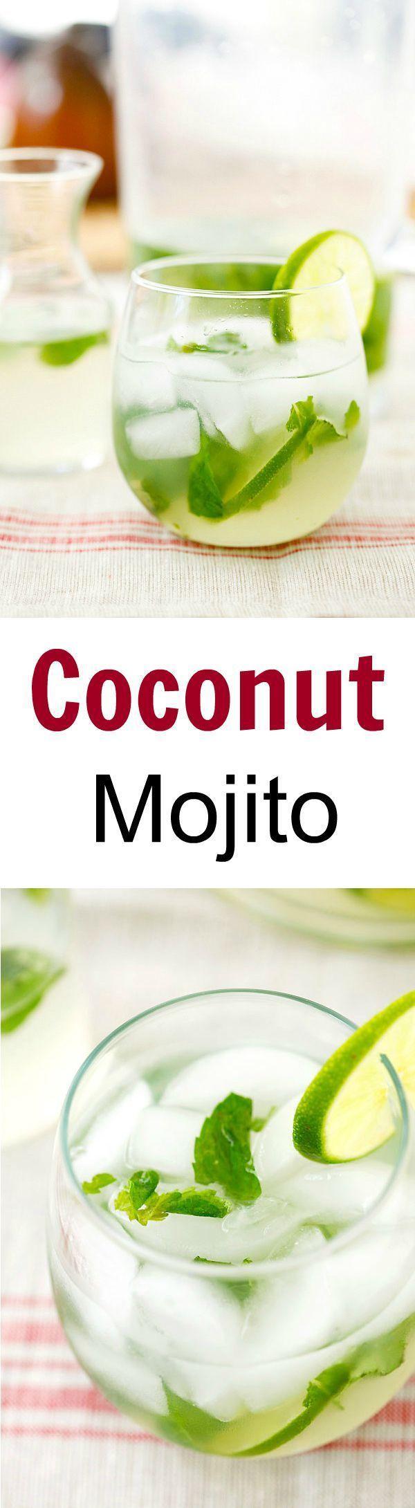 Wedding - Coconut Mojito