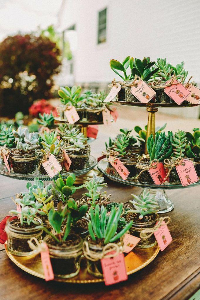 Boda - 70  Eye-Popping Succulent Wedding Ideas