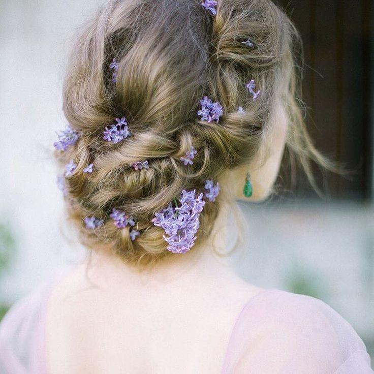 Boda - Wedding - Hair Style & Veils & Flower Crowns
