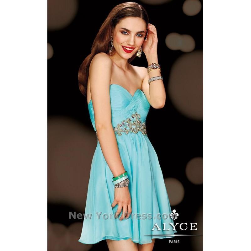 Hochzeit - Alyce 3623 - Charming Wedding Party Dresses