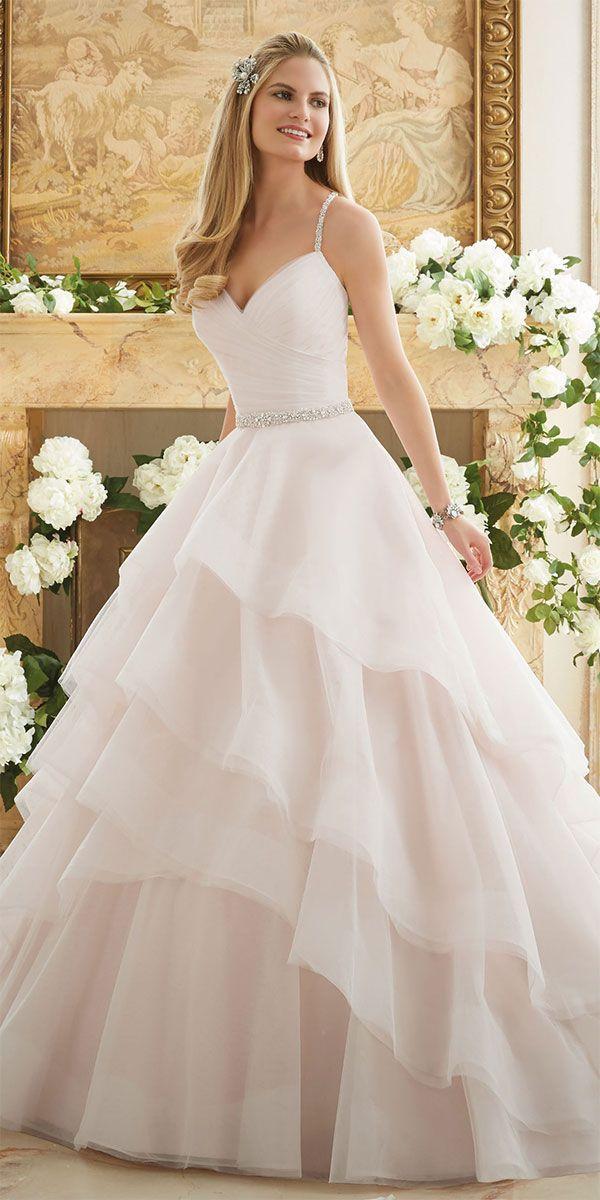 Wedding - Mori Lee By Madeline Gardner Fall 2016 Wedding Dresses