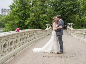 Wedding - Caroline And Peter's Wagner Cove, Central Park Elopement