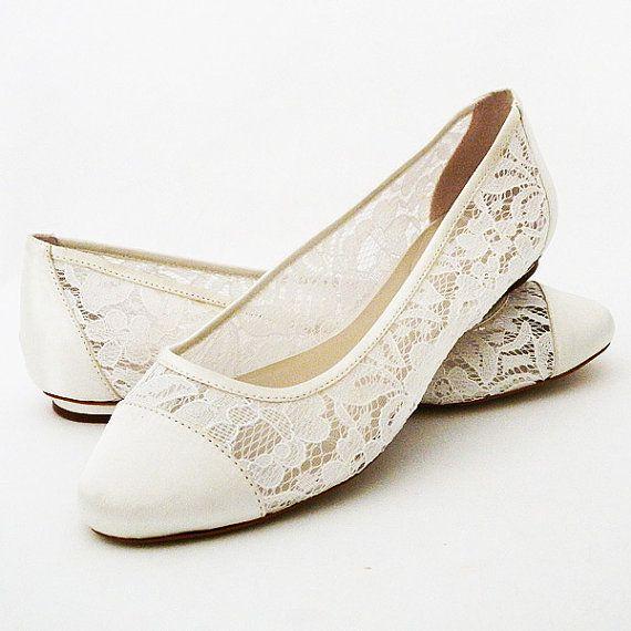 Свадьба - Wedding Shoes - Shoes Flat Lace Shoes Womens Wedding Shoes- Wedding Flats Womens Shoes Wedding-Bridal Shoes, Pink 2 Blue Shoes