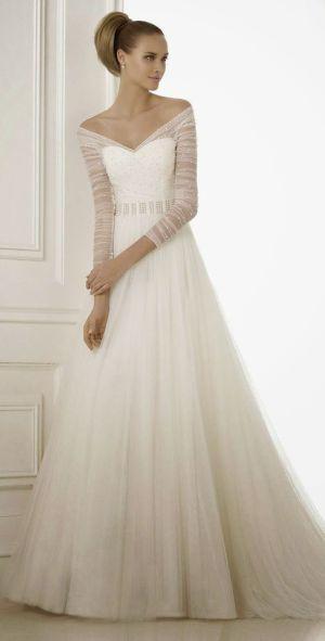 زفاف - 11 Tendências De Vestido De Noiva (via Pinterest)