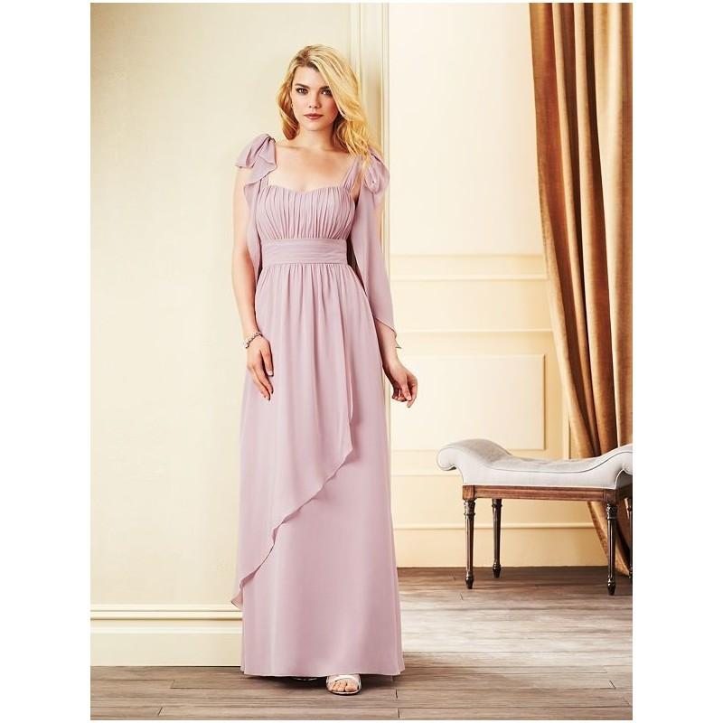 Wedding - Alfred Angelo Bridesmaid Dresses - Style 7265L - Formal Day Dresses