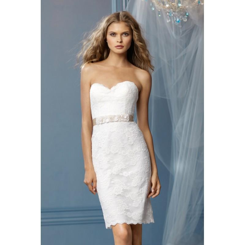 Свадьба - WTOO Wedding Belts - Style 10901 - Formal Day Dresses