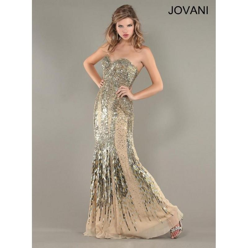 Wedding - 9540 Jovani Prom - HyperDress.com