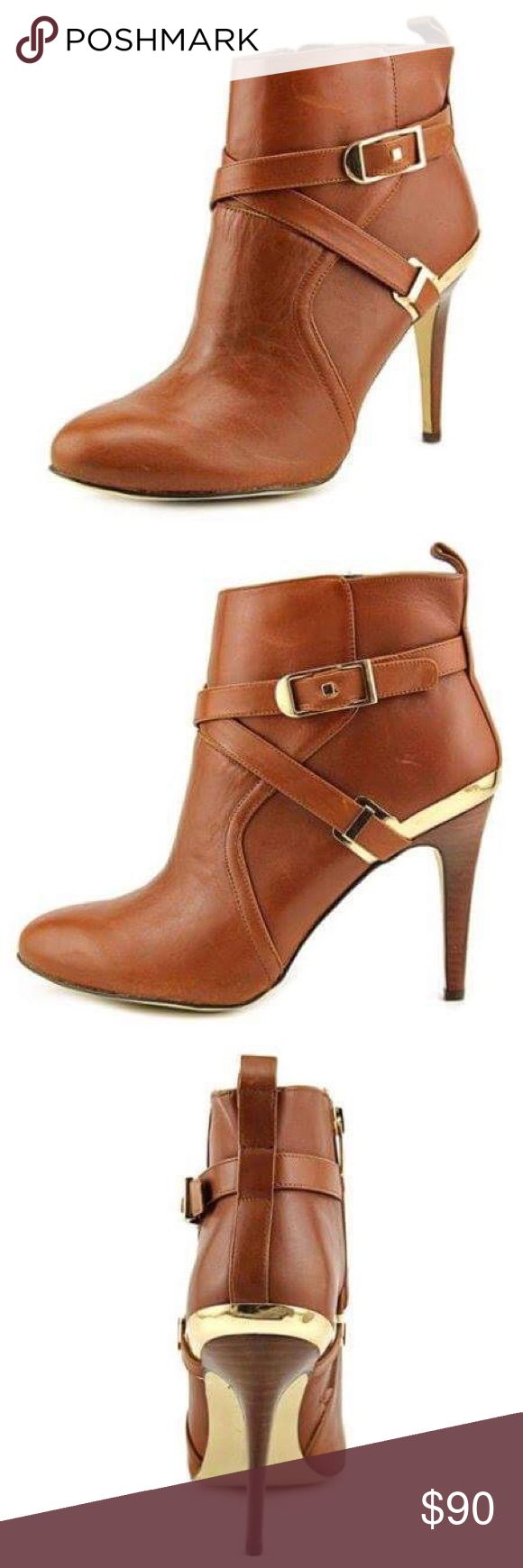 Mariage - NIB Marc Fisher Aprille Leather Bootie NWT