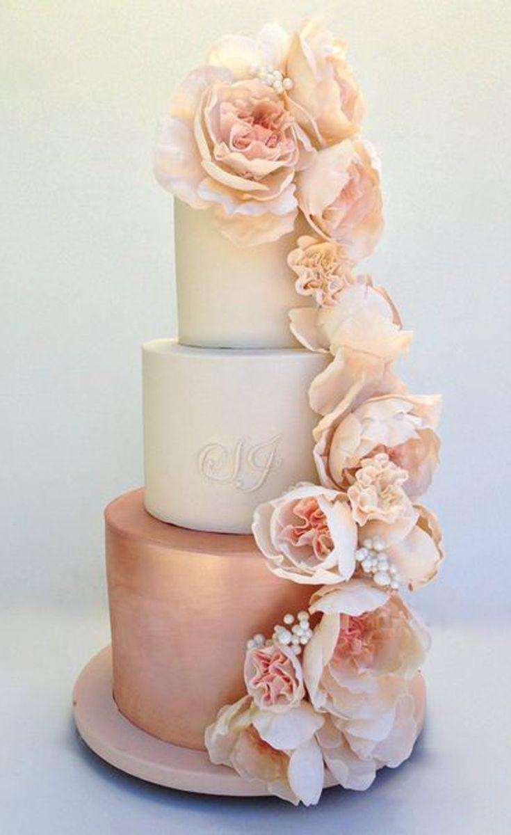 Wedding Theme - 8 Decor Ideas For A Rose Gold Wedding #2762054 ...