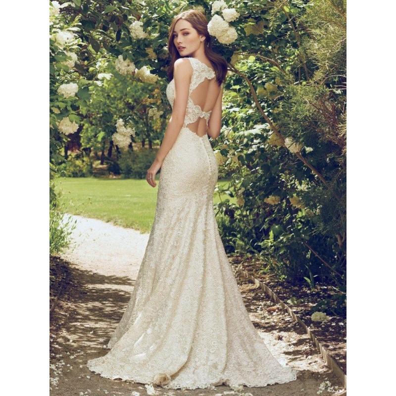 Wedding - Rebecca Ingram Hope-7RS301 - Branded Bridal Gowns