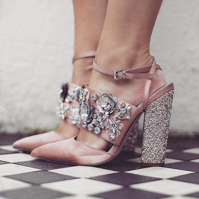 Hochzeit - Top 5 Shoe Trends For Spring 2017