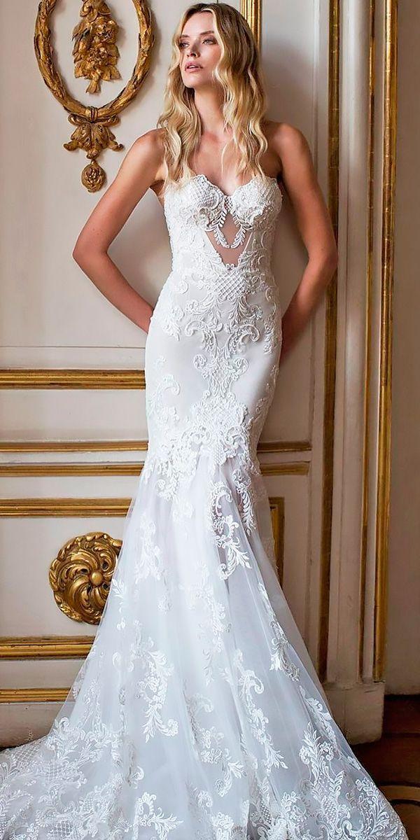 Свадьба - 27 Mermaid Wedding Dresses You Admire