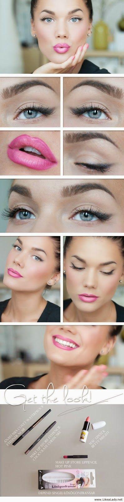 Свадьба - Simple Makeup Look