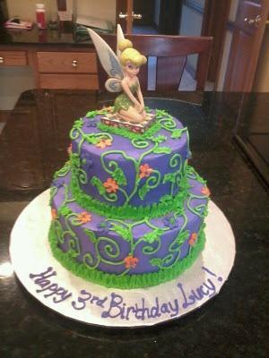 Peyton 3rd Birthday Cake Ideas
